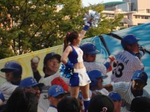 Bay Stars Cheerleade