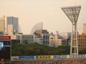 Yokohama Sky Line
