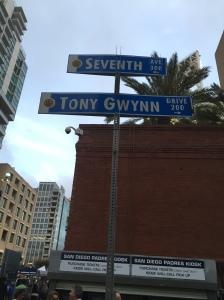 Tony Gwynn Street